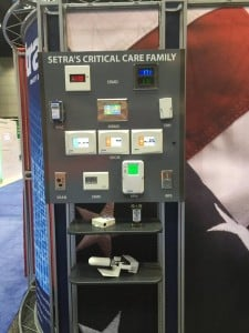 Setra Pressure Transducers Exhibit - AHR Expo