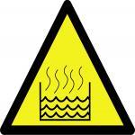 Hot Liquid Sign