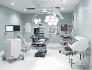 Operating Room Environment, Sterilized, Setra