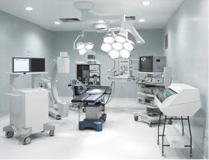 Operating Room Environment, Sterilized, Setra