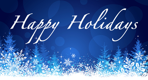 Happy Holidays from Setra Systems