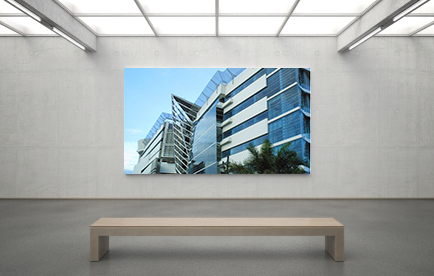 Gallery - Large Building Print