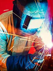 Welding - Sparks