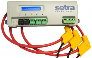 Networked 3-Phase Power Meter - Setra™
