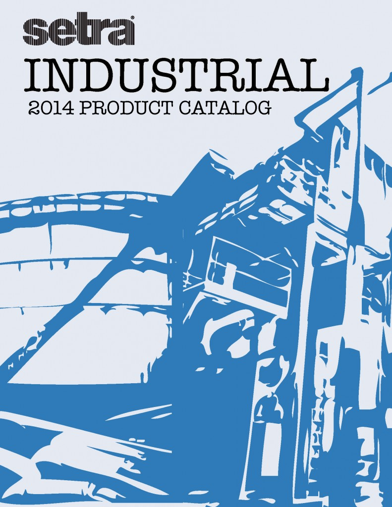 Industrial Catalog Cover
