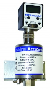 AccuSense Model ASL Product Image with SecureCal