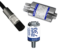 Setra Absolute Pressure Transducers