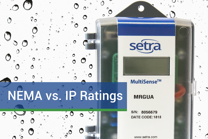 What is the difference between NEMA and IP Ratings?