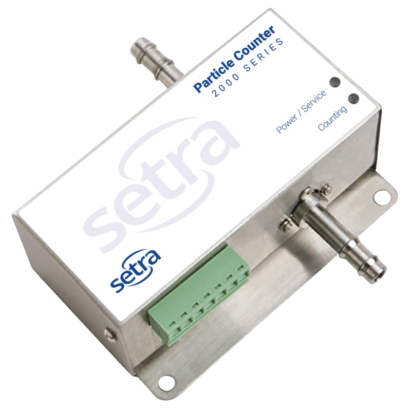 Product photo of the Setra 2000 Series Remote Airborne Particle Counter