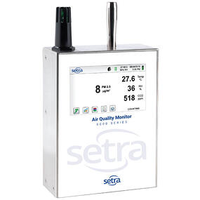 Product photo of the 5000 Series AQM Air Quality Monitor