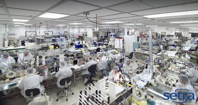Why you need to calibrate pressure sensors in a cleanroom