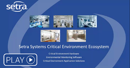 CEMS and Setras Sensors Create an Ecosystem