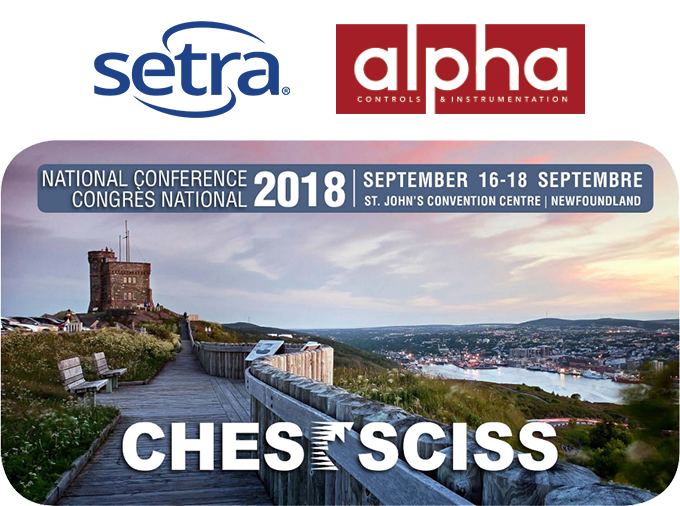 CHES National Conference Promo Image - Setra Alpha Cobrand