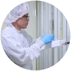 Critical Environments - Cleanroom Handheld particle counter