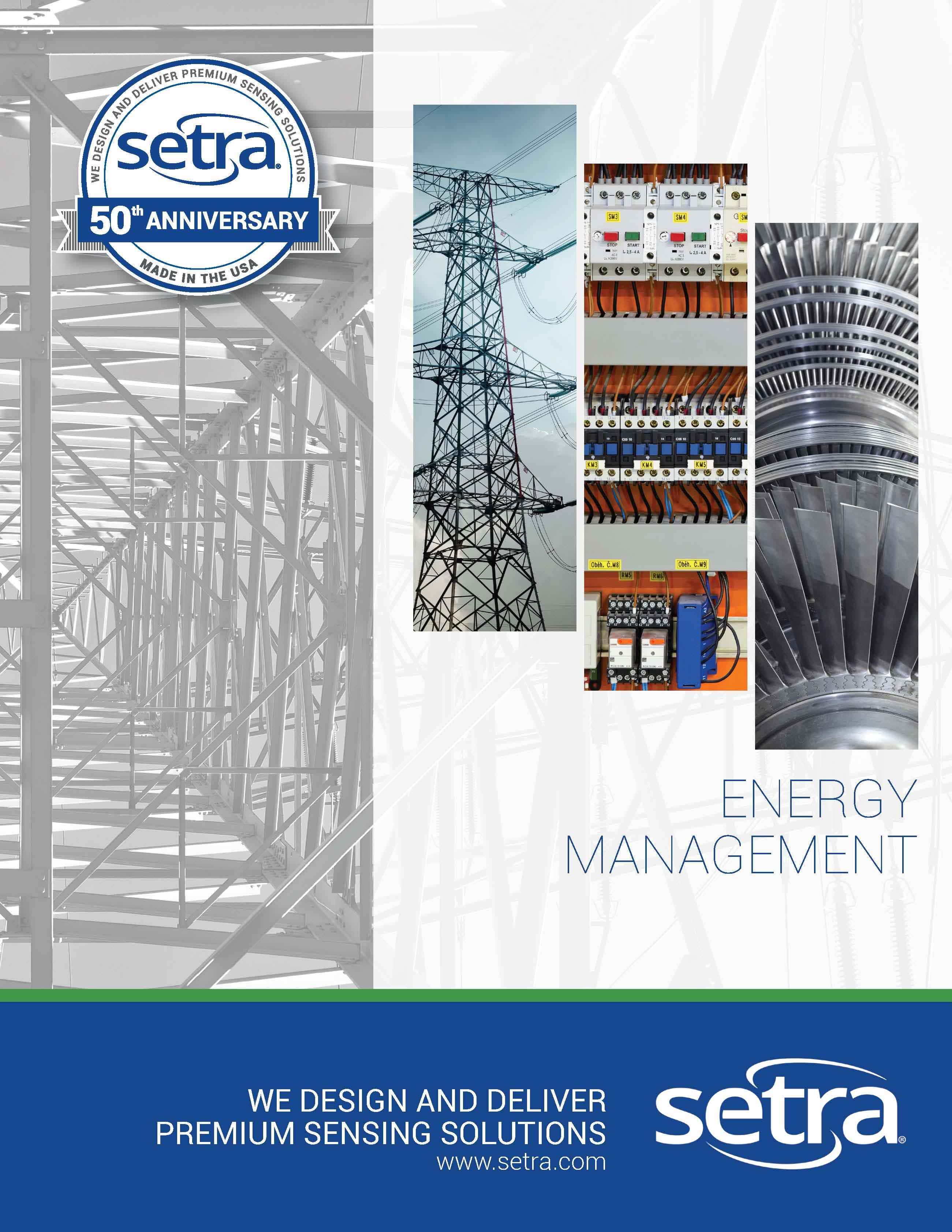 Energy Management Brochure