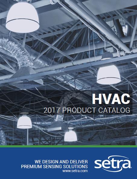 HVAC Catalog Cover Image 1