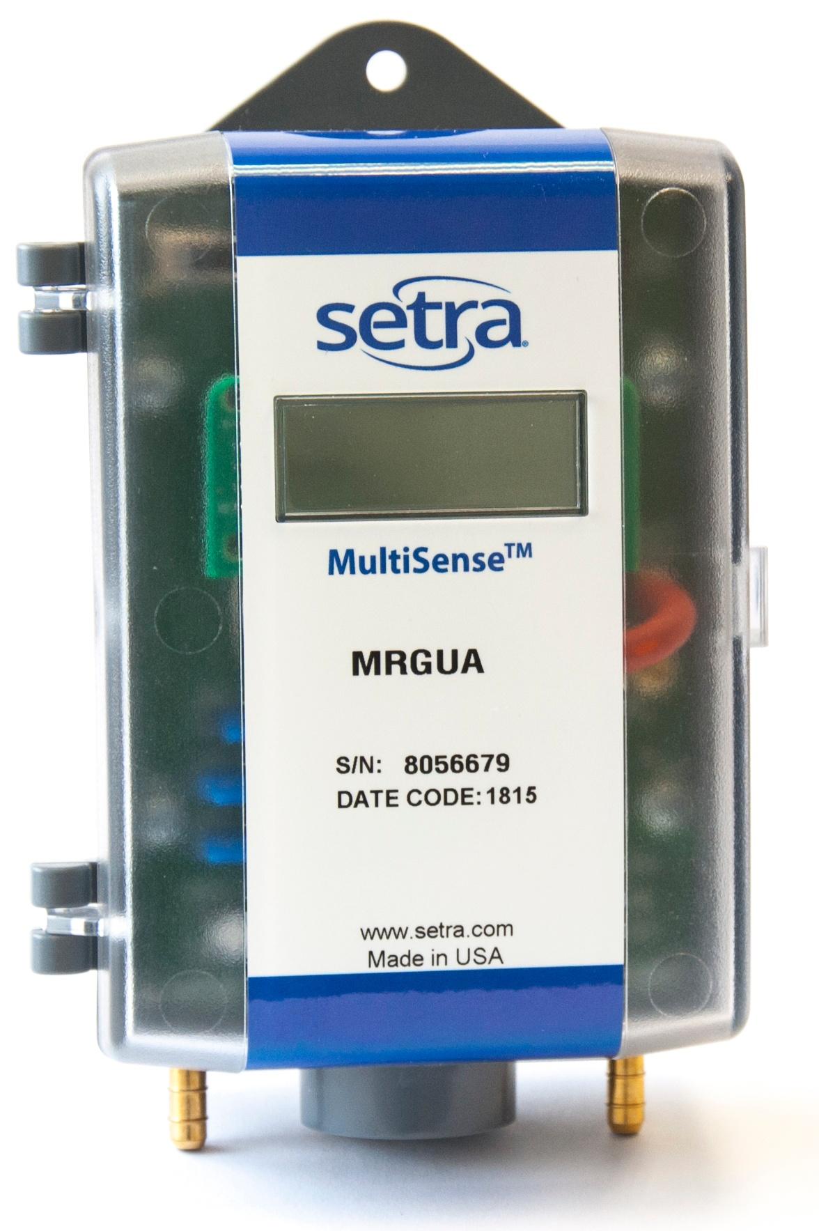 Multi-Range General Pressure Transducer: Model MRG
