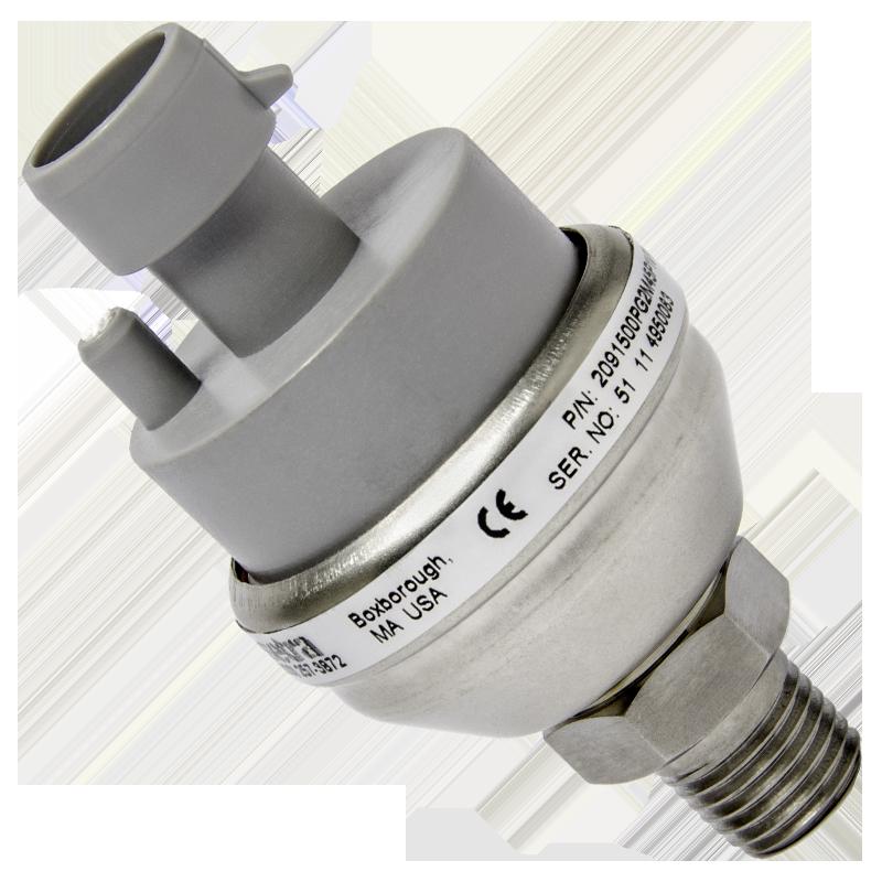 Gauge Pressure Transducer: Model 209