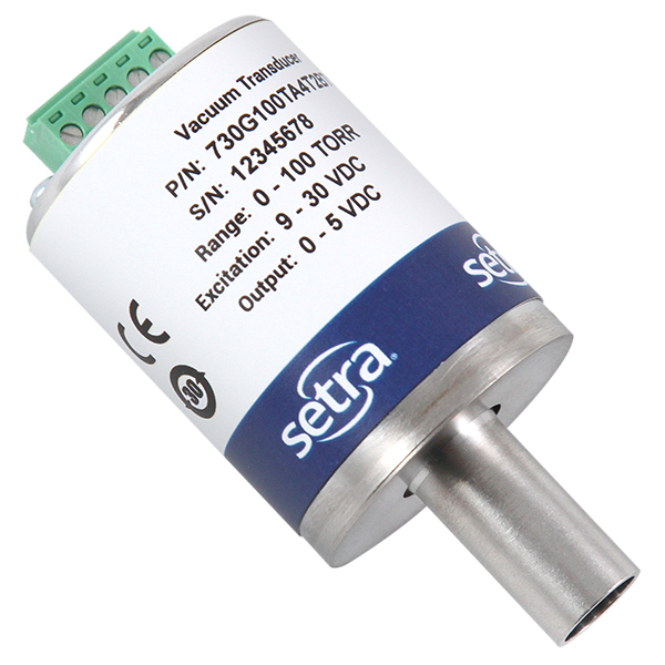 Vacuum Capacitance Manometer: Model 730