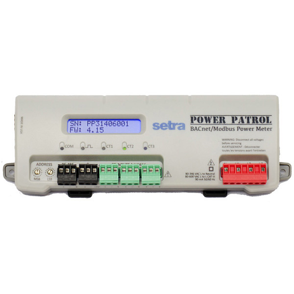 Revenue Grade Power Meter Power Patrol