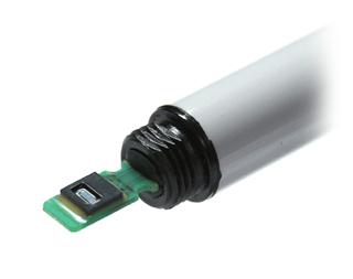 Humidity sensor probe tip