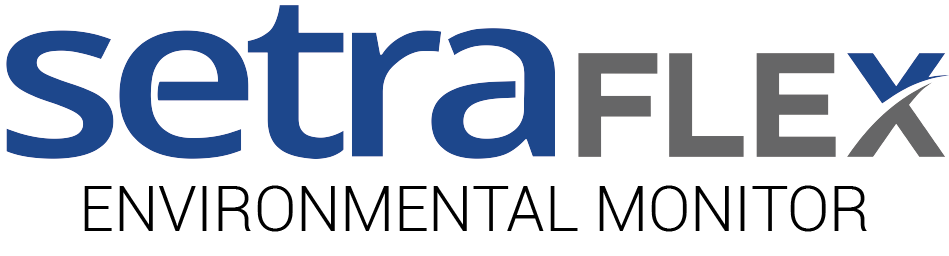 Setra FLEX Environmental Monitor Logo