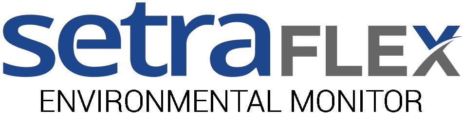 Setra FLEX Environmental Monitor Logo