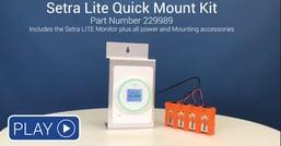 Setra Lite Quickmount kit Thumbnail