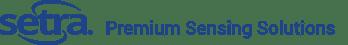 Setra Logo Blue with tagline - WEB