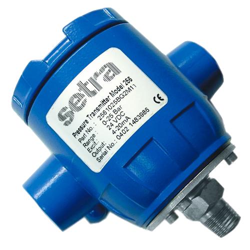 Setra 256 Pressure Transducer
