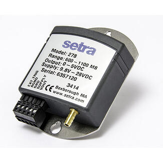 Setra 278 Barometric Pressure Sensor