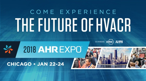 AHR Expo 2018 - Setra will be at booth #4021