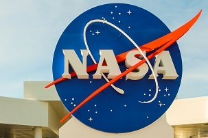 bigstock-Nasa-Sign-At-The-Kennedy-Space-665360471