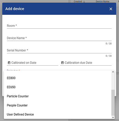 cems add custom device