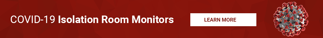 COVID-19 Isolation Room Monitors