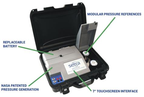 MicroCal Pressure Calibrator Info