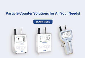 particle counter banner