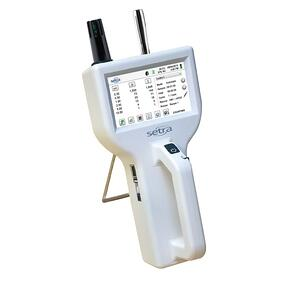 Handheld Air Particle Counter