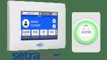Setra Hospital Room Pressure Monitors