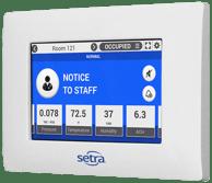 setra-flex-cleanroom-monitort
