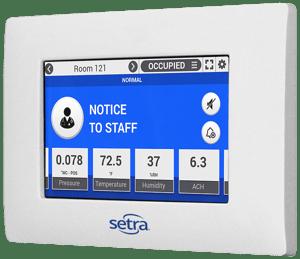 Setra FLEX Cleanroom Monitor