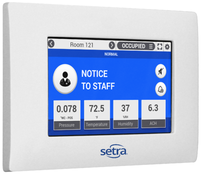 setra-flex-environmental-room-monitor