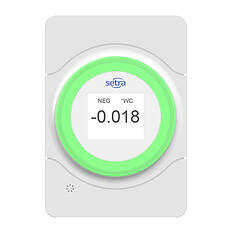 Setra Lite Visual Room Pressure Indicator