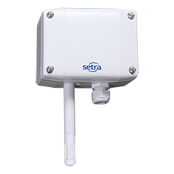 Model SRH200 Humidity and Temperature Transmitter