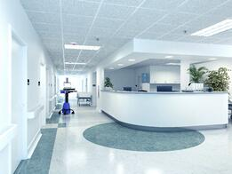 Building Automation Critical Environment Nurse Station