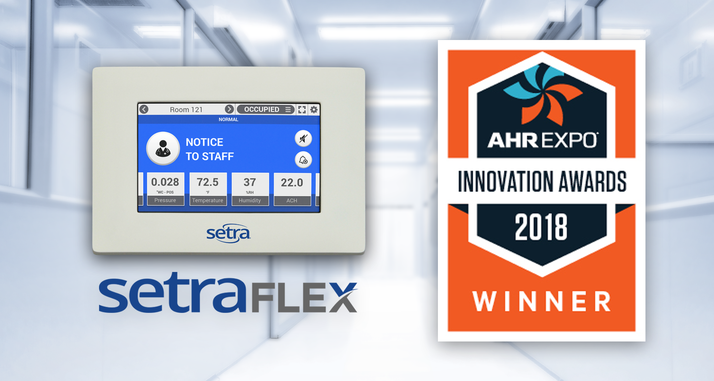 Setra FLEX has won 2018 AHR Innovation Award