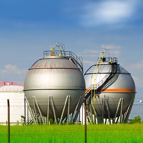 Alternative fuel tanks