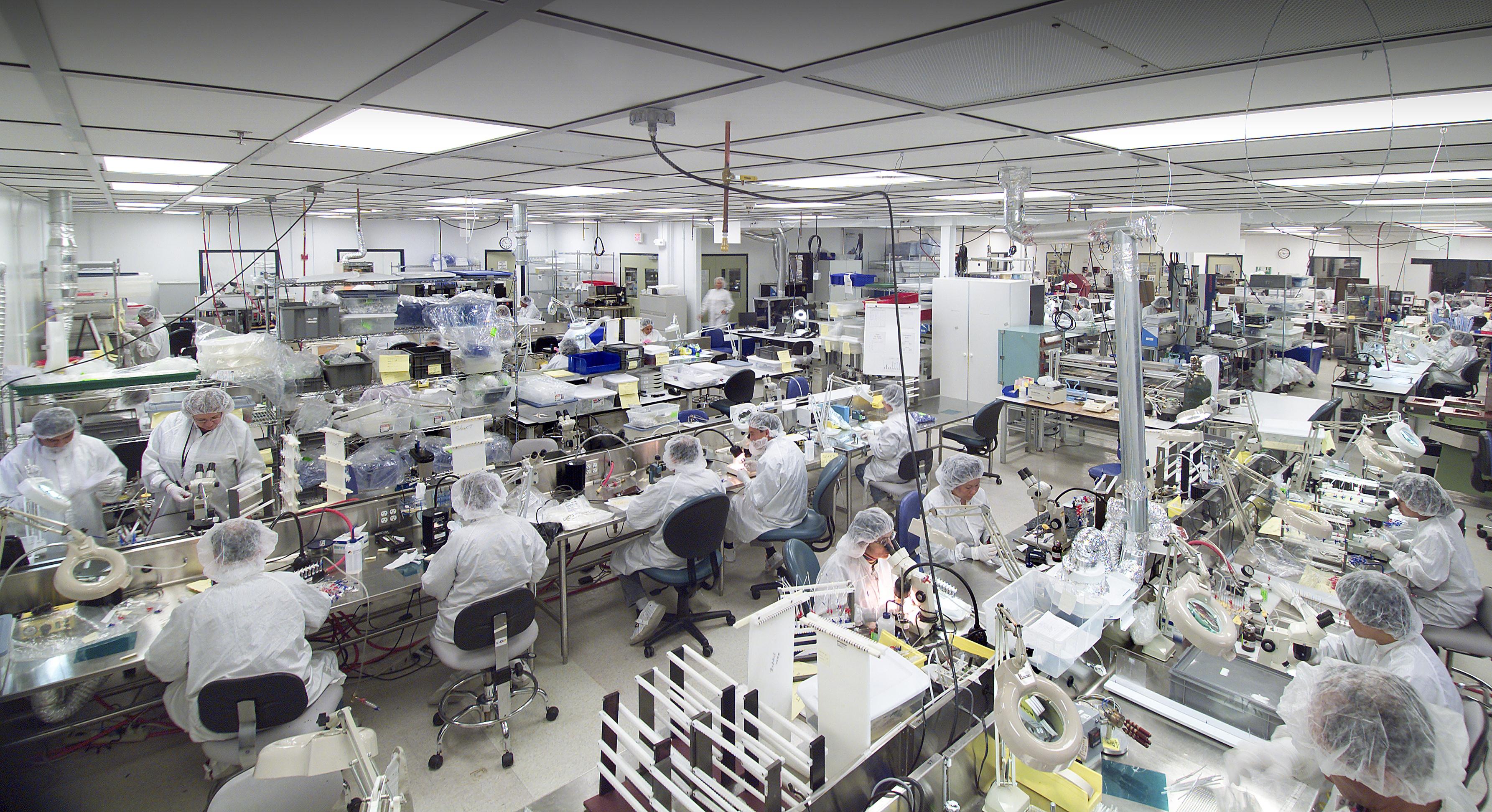 Pressure Sensor Calibration for Cleanrooms