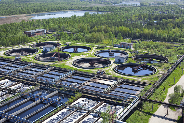 Tank Level and Wastewater