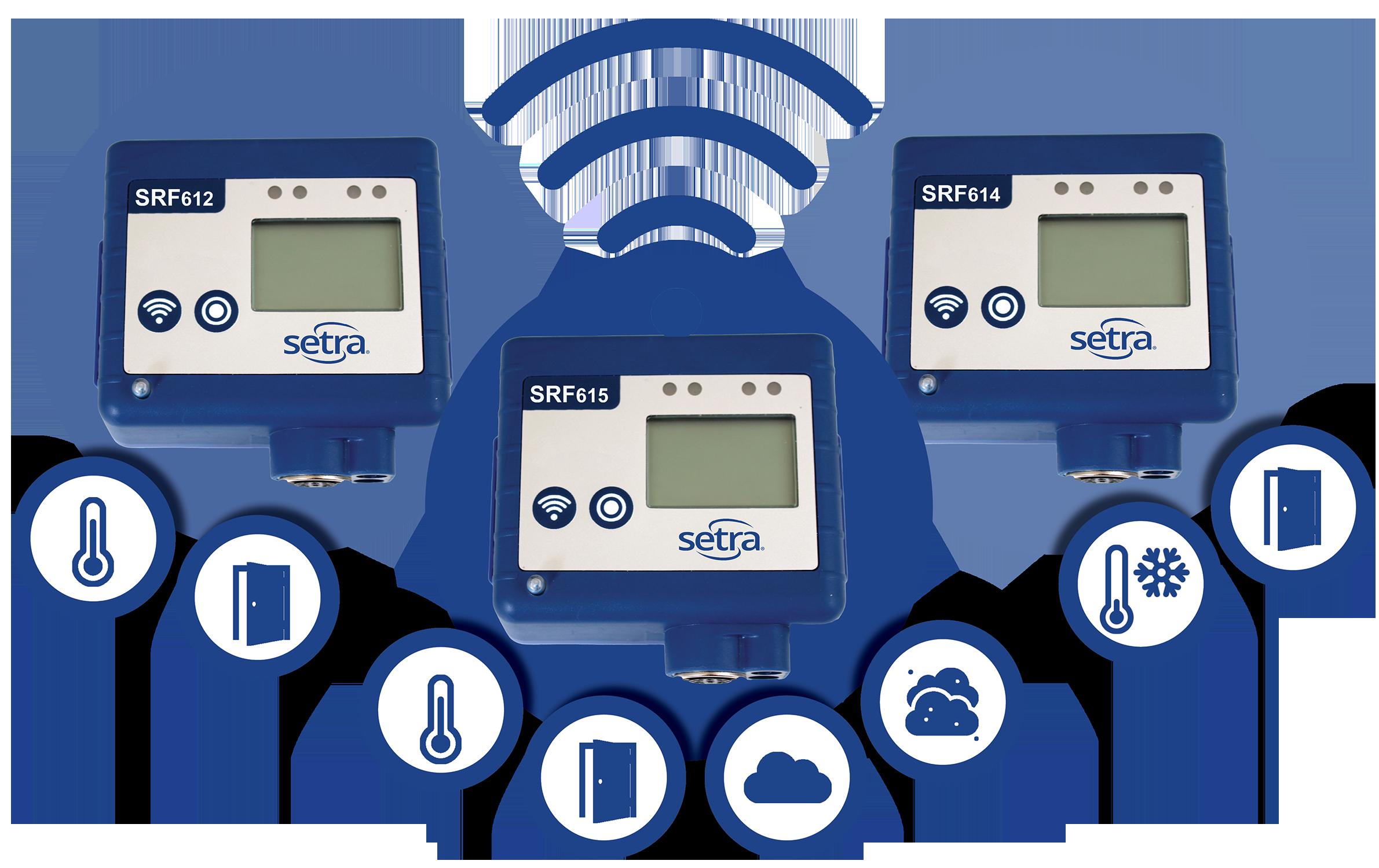 Introducing Setra's Wireless Sensors!